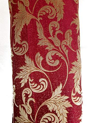 Generico tappezzeria stoffa tessuto a metraggio metro altezza 280cm ideale per copri tavola divano cadute per tende mantovane