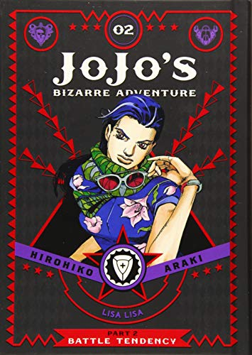Jojo's Bizarre Adventure, Part 2: Battle Tendency, Vol. 2