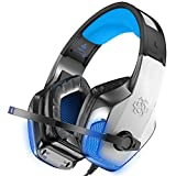 BENGOO Professional Wired Gaming Headset with Microphone for PS4 Xbox One Mobile Phone - Best Reviews Guide