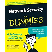 Network Security For Dummies by Chey Cobb (2002-10-15)