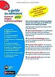 Image de Le guide des concours 2012 - comment intégrer la fonction publique