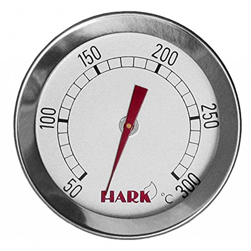 HARK Thermometer Standthermometer Thermostat 50 - 300°C Kamin Ofen Kaminofen