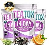 RaKao Natürlicher Detox Tee|Fettverbrennung|Stoffwechsel ankurbeln|gesünder Leben|keine Chemie (Grüner Tee)