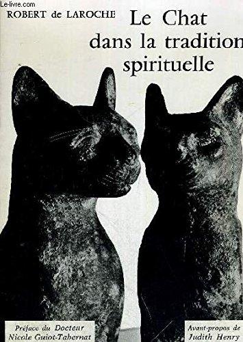 Le Chat dans la tradition spirituelle