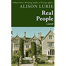 Real People: A Novel (English Edition)