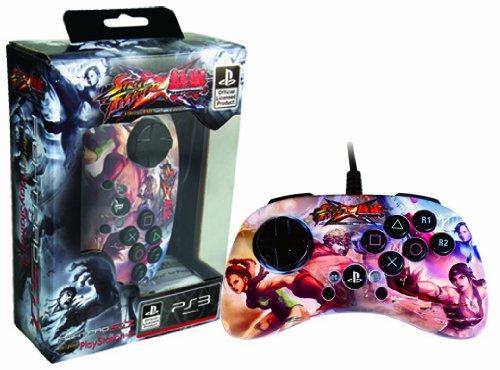 Preisvergleich Produktbild Joypad MC Street Fighter X Tekken Arcade FightPad SD Chun-Li