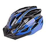Gusspower Fahrradhelm, Unisex Erwachsenen Leichtgewicht Schutzhelm Fahrrad Helm mit 21 Belüftungsöffnungen, abnehmbare Visier und Einstellbares Radsystem Fur Herren Damen (G)