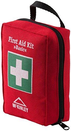 mc-kinley-set-primo-soccorso-basic-rosso-rosso-taglia-unica