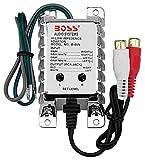 Best BOSS Speakers - Boss Audio Speaker to Line Output Converter Review