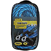 Simply TR2000 Touring Tow Rope, Blue, 4 m, 200 g