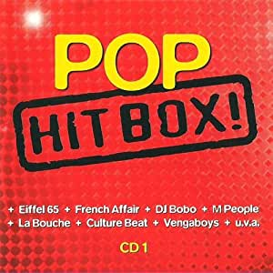 (CD Compilation, 18 Tracks, Various Artists) La Bouche