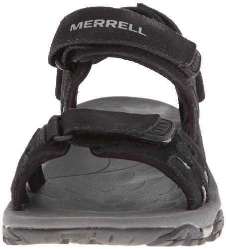Merrell  Moab Drift Strap, Sandales d'athlétisme et sports de plein air homme Noir - noir