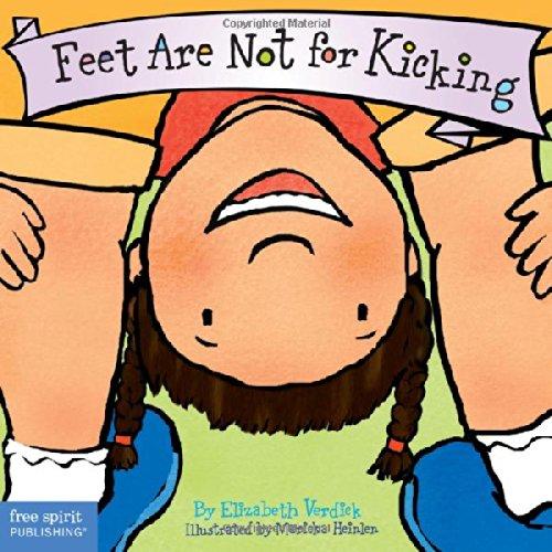 Feet are Not for Kicking (The Best Behavior Series) por Elizabeth Verdick