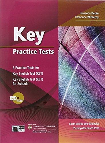 KEY KET PRACTICE TESTS+CDR
