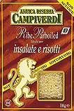 Campiverdi - Riso Fino, Ideale Per Insalate E Risotti - 1000 G