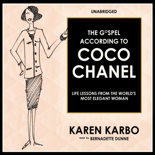 The Gospel According to Coco Chanel  Audiolibri