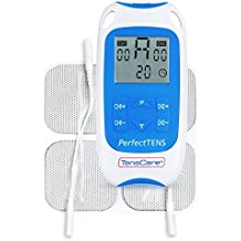 TensCare Perfect Tens - Dispositivo de electroestimulación para aliviar el dolor