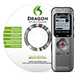 Best registratore vocale Philips - Philips DVT20050 Registratore Vocale Digitale con Dragon NaturallySpeaking Review