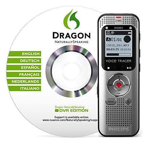 PHILIPS TVP 20 050 DICTAFONOS PC CONEXION  TIPO DE ALMACENAMIENTO: MEMORIA  MP3 RECORDER
