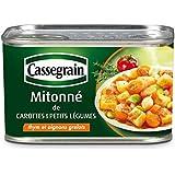 Cassegrain mitonné de carottes de petits légumes 1/2 375g - ( Prix Unitaire ) - Envoi Rapide Et Soignée