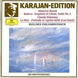 Ravel & Debussy - Bolero Daphne & Chloe La Mer Etc