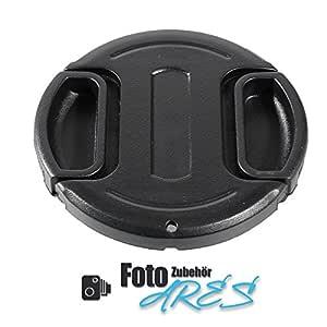 /Ø 43/mm Ares Foto/® Tappo copriobiettivo con meccanismo a scatto e manico interno per Fujifilm Fujinon xf23mmf2/R WR