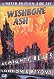 Wishbone Ash - Almighty Blues 2003 / Live in Bristol '89 [Limited Edition] [2 DVDs]