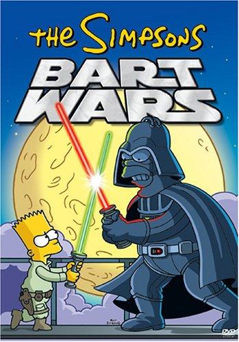 Simpsons Bart Wars [Import USA Zone 1]