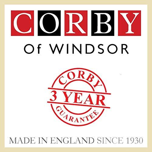 Corby 7700 Hosenbügelpresse-in-schwarzer Esche - 2