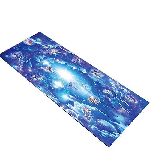 ADLFJGL 3D Gedruckte Teppich Schlafzimmer Wohnzimmer Teppich Küche Badezimmer Matte D Teppiche - Badezimmer-teppiche Gedruckt