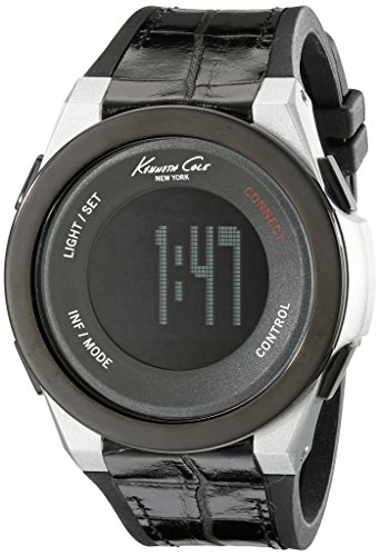 Kenneth Cole 10022809 KC Connect- Technology Digital Watch For Unisex