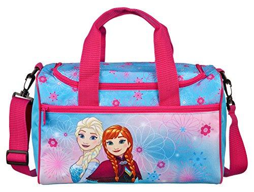 Scooli FRZH7252 Sporttasche Disney Frozen, ca. 35 x 16 x 24 cm