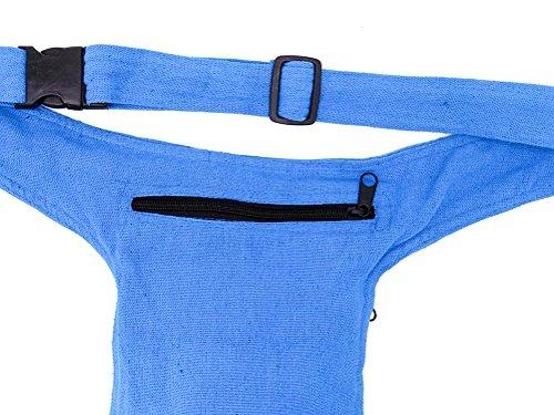 kailash - Riñonera azul azul