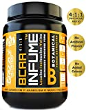 Grizzly Nutrition Pure BCAA Botanically Vegan Ferma Extracted Lime Mojito ( 50 Servings)