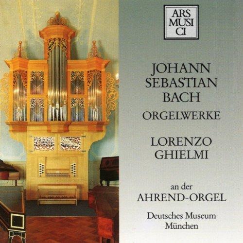 Pastorale in F Major, BWV 590: I. Prelude