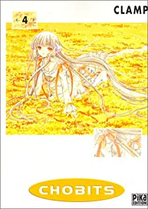 Chobits Edition simple Tome 4