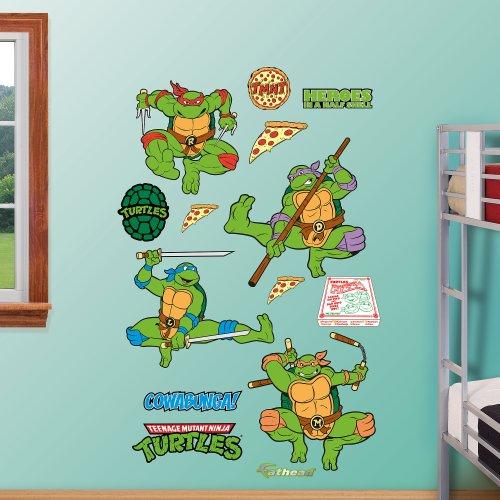Real Big, Teenage Mutant Ninja Turtle Classic Collection by FATHEAD ()
