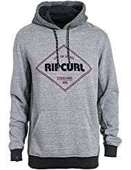 Rip Curl Big Mama Sign Sweat-shirt Homme Beton