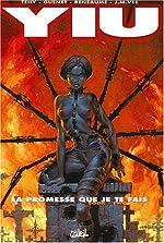 Yiu, Tome 2 - La promesse que je te fais de Téhy