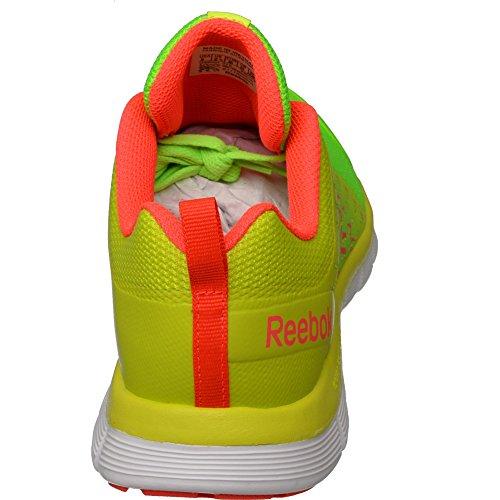 Reebok Z Dual Rush 2.5 Schuhe Damen Sportschuhe Laufschuhe Grün V66379 Grün