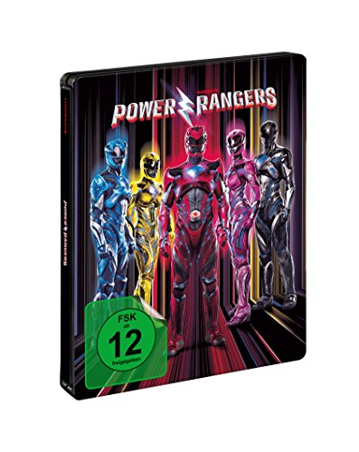 Power Rangers - Steelbook (exklusiv bei Amazon.de) [Blu-ray] [Limited Edition]