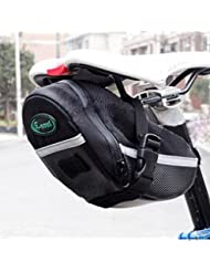 Bazaar Siège sport cycliste Pack selle de vélo arrière sac de selle queue pannier