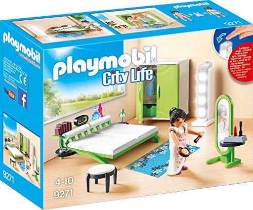 Schlafzimmer Euro-schlafzimmer-set (Playmobil 9271 - Schlafzimmer)