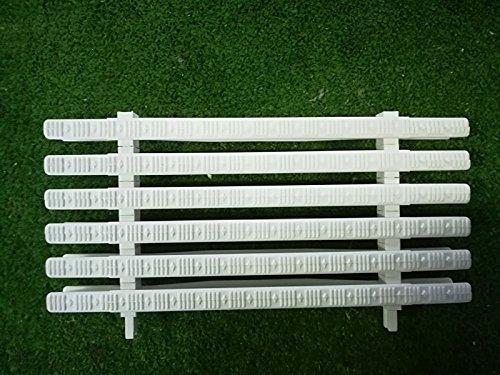 Kanal Gitter (Gitter gerade für Kanal von überlaufsteuerung Pool–cm 24,7x 2,2H–Meterware)
