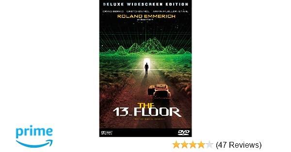 The 13th Floor Amazon De Craig Bierko Armin Mueller Stahl