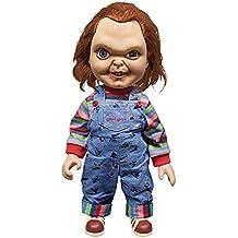 """Poupée parlante 15"""" Child's Play Chucky - Good Guy Evil Face"""
