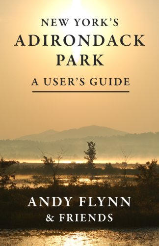 New York's Adirondack Park: A User's Guide (English Edition)