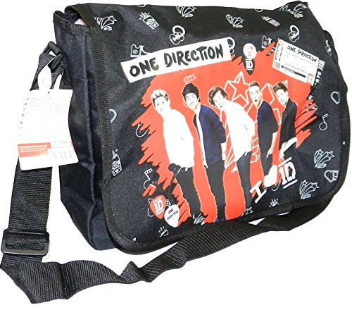 One Direction Messenger Bag (Bag Messenger Deluxe)
