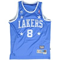 f0b4aafded88 adidas Los Angeles Lakers Kobe Bryant  8 Hardwood Classics Soul Swingman  Youth Jersey - Blue