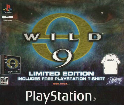 Wild 9 - Limited Edition (inkl. T-Shirt) (Retro-videospiel-t-shirt)